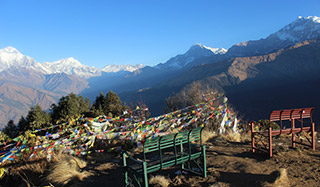 Ghorepani Poon Hill trek 9days